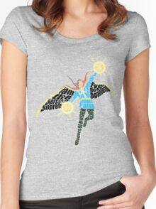 Spell of Vishanti Women's Fitted Scoop T-Shirt