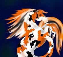 Koi hippocampus by DefyDarkness