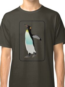 Emperor Penguin Clipart. T-Shirts & Gifts. Classic T-Shirt