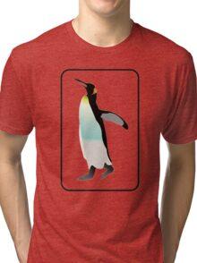Emperor Penguin Clipart. T-Shirts & Gifts. Tri-blend T-Shirt