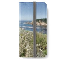 Walk by the Ocean iPhone Wallet/Case/Skin