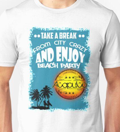 Summer Acapulco Unisex T-Shirt