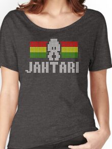 Jahtari Women's Relaxed Fit T-Shirt