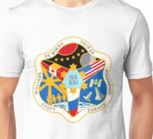 Expedition 21 Mission Patch Unisex T-Shirt