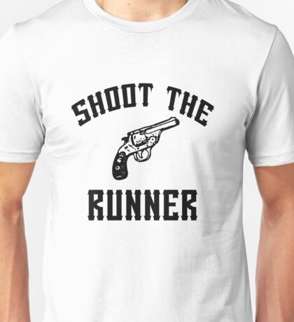 Shoot The Runner - Kasabian  Unisex T-Shirt