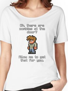 Guide Likes Zombies Women's Relaxed Fit T-Shirt