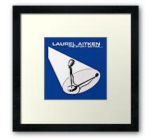 Laurel Aitken : The Story So Far ...  Framed Print