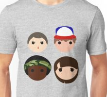 Noggins - 11, Dustin, Lucas and Mike Unisex T-Shirt