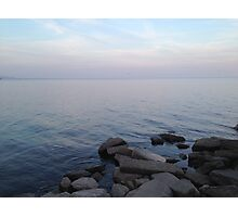 By The Shore Photographic Print