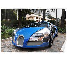 Bugatti Veyron 16.4 Centenaire Poster