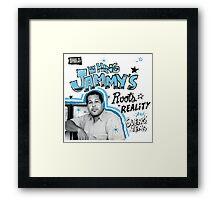 Reggae Anthology : King Jammy's - Roots, Reality And Sleng Teng Framed Print