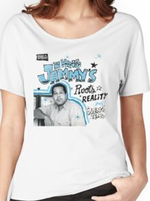 Reggae Anthology : King Jammy's - Roots, Reality And Sleng Teng Women's Relaxed Fit T-Shirt