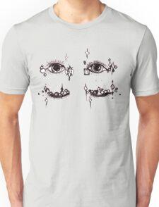 Sleepy Jewel Eyes Unisex T-Shirt