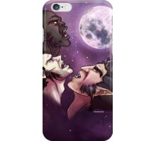 Teen Wolf Moon iPhone Case/Skin