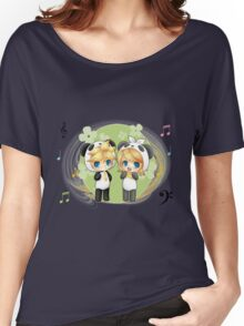 Rin and Len Women's Relaxed Fit T-Shirt