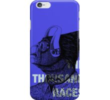 Corrective—The Thousand Races iPhone Case/Skin