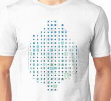 Mosaic #8, tiled design Unisex T-Shirt