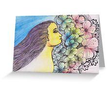 Julia Greeting Card