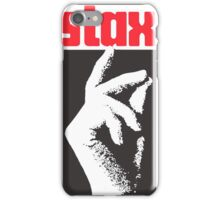 Stax Records iPhone Case/Skin