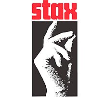 Stax Records Photographic Print