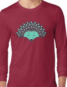Hedgehog Fan Long Sleeve T-Shirt