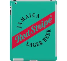 Jamaica Red Stripe Lager Beer iPad Case/Skin