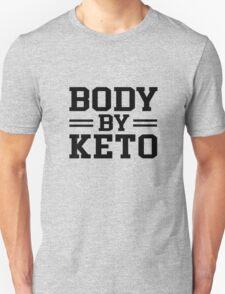 Body by Keto Unisex T-Shirt