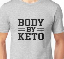 Body by Keto Unisex T-Shirt