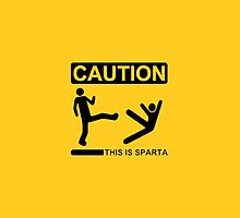 caution this is sparta by kermekx