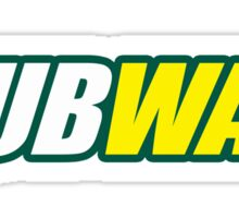 CubWay Sticker