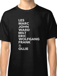 The Nine Old Men Classic T-Shirt