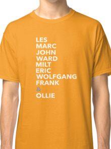 The Nine Old Men Classic T-Shirt