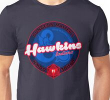 HAWKINS INDIANA DUNGEONS MASTERS Unisex T-Shirt