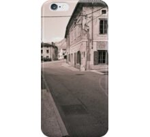 the town of Vipava iPhone Case/Skin