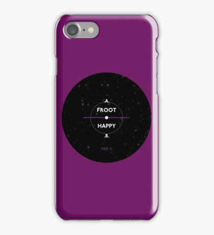 Froot/Happy Vinyl - Marina and the Diamonds iPhone Case/Skin