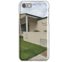 Neosho County, Kansas, Courthouse iPhone Case/Skin