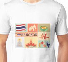 I LOVE BANGKOK Unisex T-Shirt