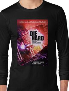 DIE HARD 3 Long Sleeve T-Shirt