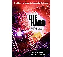 DIE HARD 3 Photographic Print