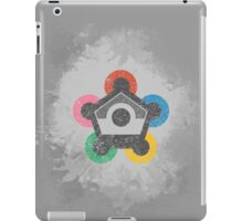 Battle Frontier (Distressed) iPad Case/Skin