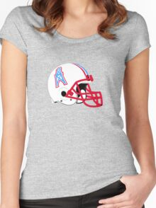 Tennessee Titans Women's Fitted Scoop T-Shirt