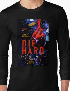 DIE HARD 4 Long Sleeve T-Shirt