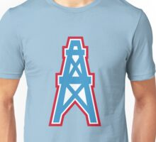 Houston Oilers Unisex T-Shirt