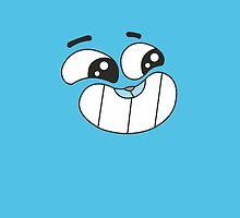 gumball smile  by Cooleras