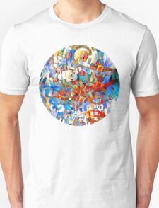 Fun Wit Numbers Unisex T-Shirt