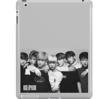nct dream poster group iPad Case/Skin