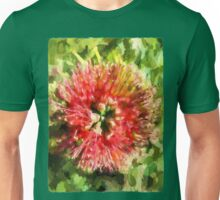 Surreal Red Flower Unisex T-Shirt