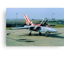 Panavia Tornado F.3 ZE907 Canvas Print