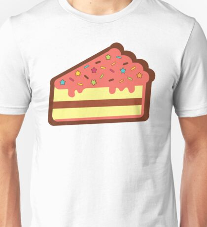 Yellow Cake  Unisex T-Shirt