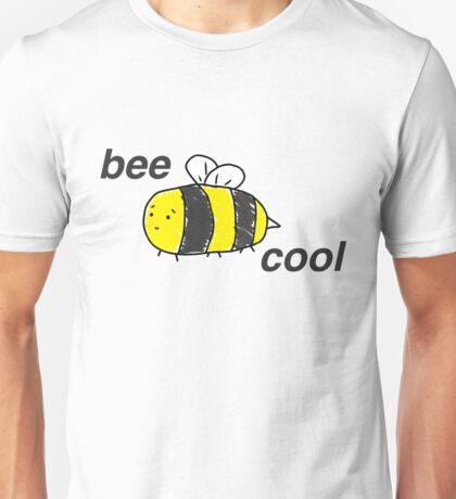 Bee Cool: Colour! Unisex T-Shirt